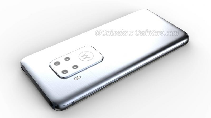 This is what Motorola's new quad-camera smartphone could look like