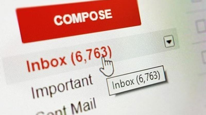 Gmail announced that Smart Compose can now make suggestions for the subject of your email. (Photo: ANI)