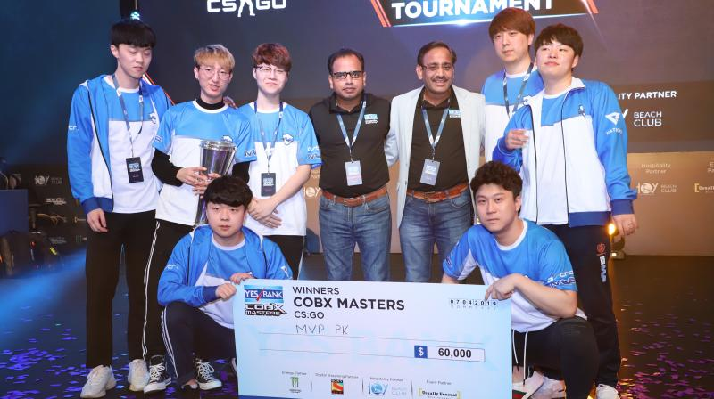 The tournament was hosted at NESCO, Mumbai, which went on for 3 days and saw enthusiastic participation from both, players and gaming enthusiasts.
