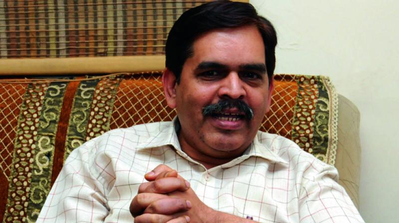 Mahajan, the co-convenor of Swadeshi Jagran Manch (SJM). (Photo: DC/G N Jha)