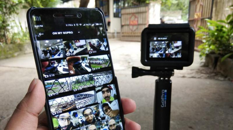 The newly redesigned GoPro app is now a one-stop app for controlling your GoPro and instantly creating and sharing videos from your smartphone.
