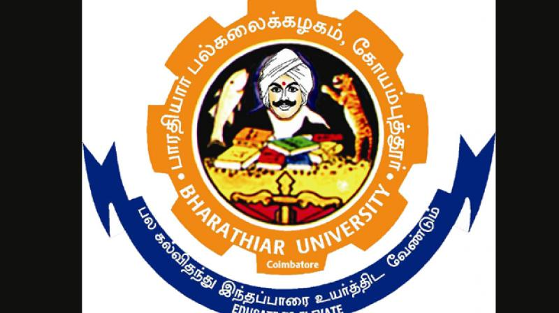 Image result for Bharathiar University