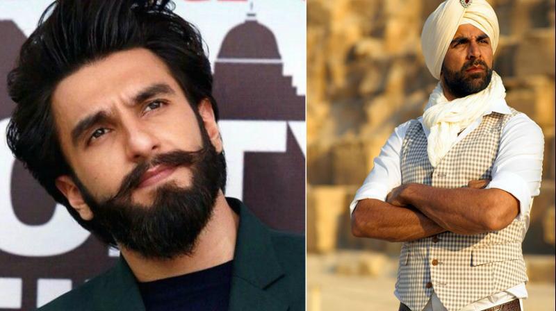 Ranveer Singh is currently awaiting the release of Sanjay Leela Bhansali's much-awaited film Padmavati.