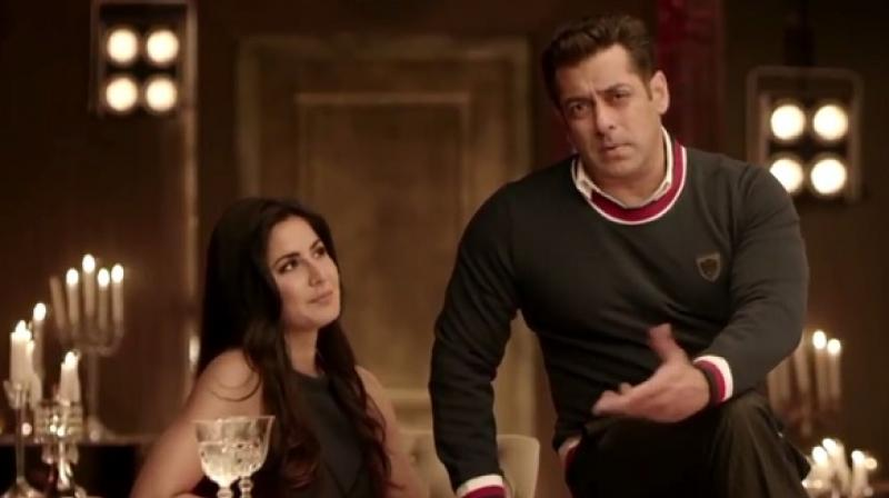 Salman Khan and Katrina Kaif are all set to rock the screen with Tiger Zinda Hai.
