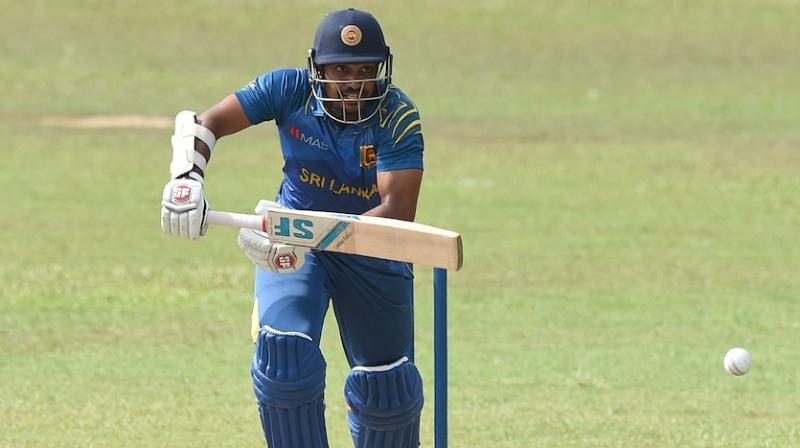 Danushka Gunathilaka It is for this very reason that the opening batsman was omitted from Sri Lanka's squad for the ODI series against Pakistan in the UAE.(Photo: AFP)