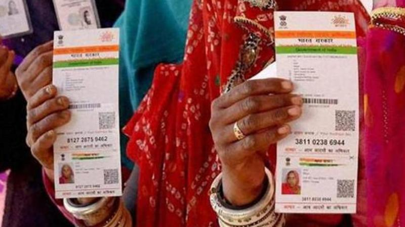 Aadhaar is a 10-digita unique identity given to every Indians.