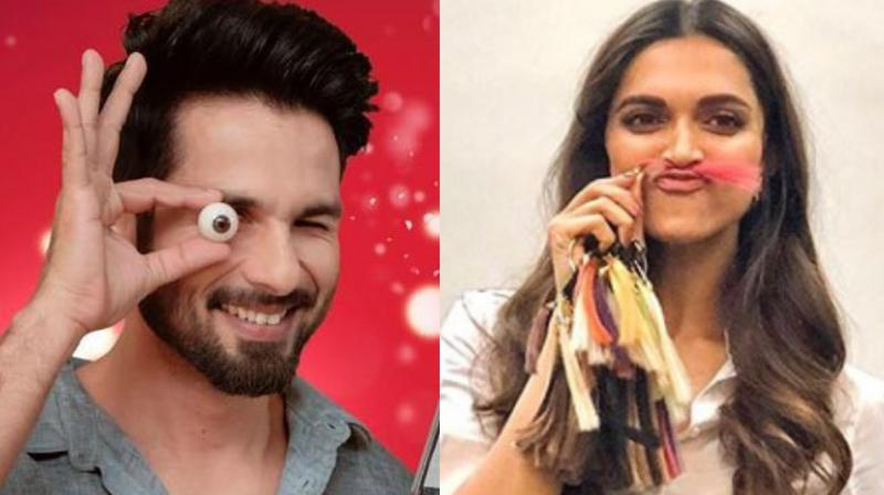 Hours after Deepika's announcement, Shahid also set to be ...