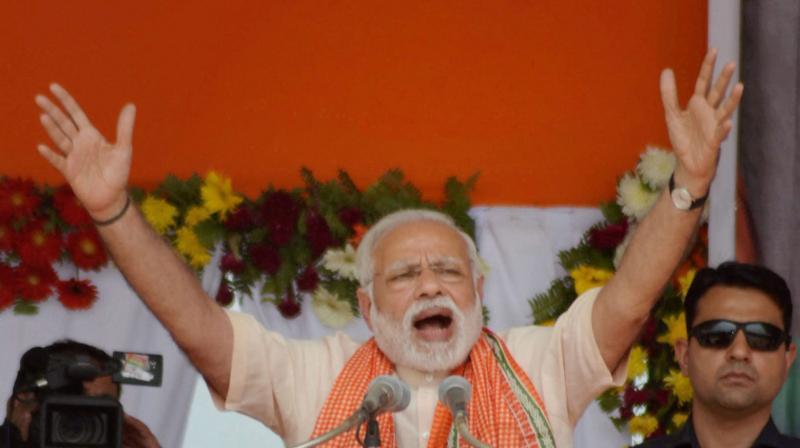 Prime Minister Narendra Modi. (Photo: PTI/File)