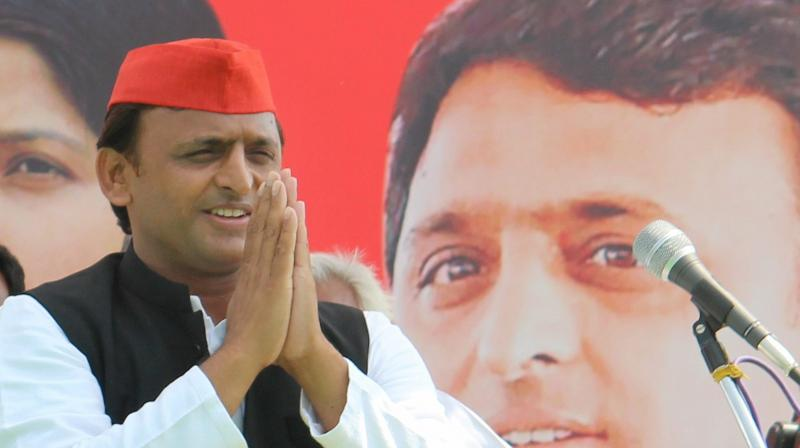 Akhilesh, however, said he would not coin any nomenclature for the NDA 'as people will themselves understand.'  (Photo: PTI)