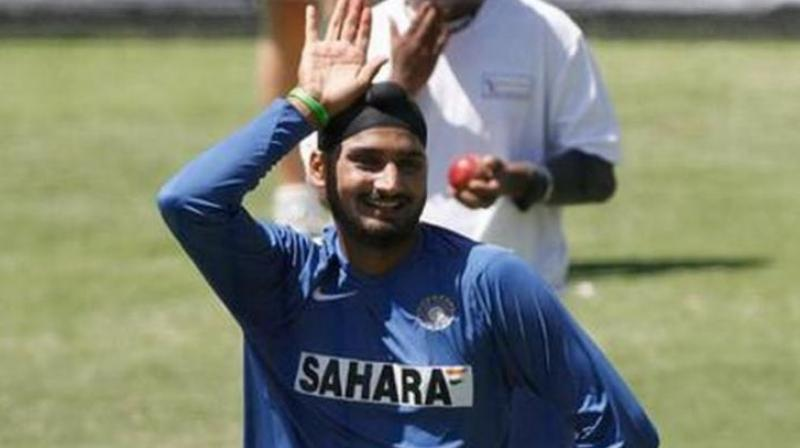 Suryakumar Yadav sais that Harbhajan Singh has always backed him and added that that the veteran bowler keeps motivating and pushing him. (Photo: AFP)