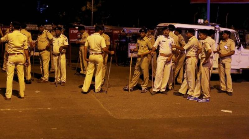 India police 'failed to help injured teenagers'
