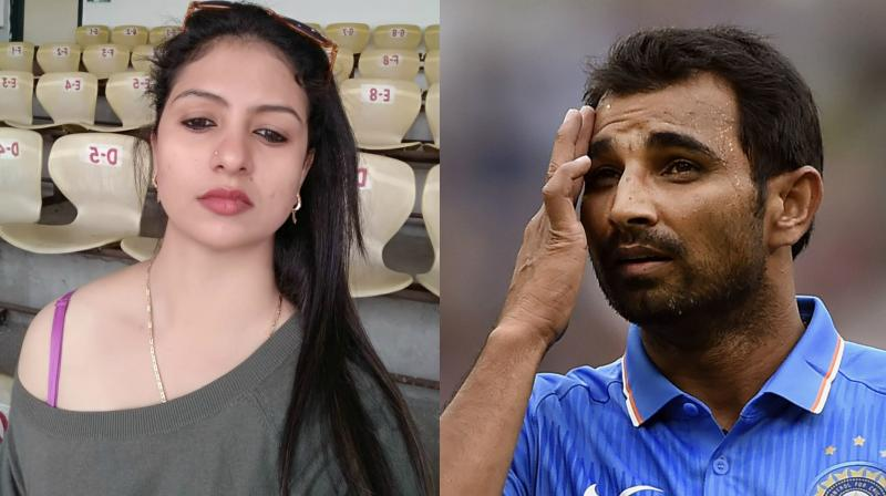 While Mohammed Shami denied all the allegations, Hasin Jahan filed a written complaint against the cricketer. An FIR was lodged against Shami and his four family members in Jadavpur police station of the city. (Photo: Facebook / AP)