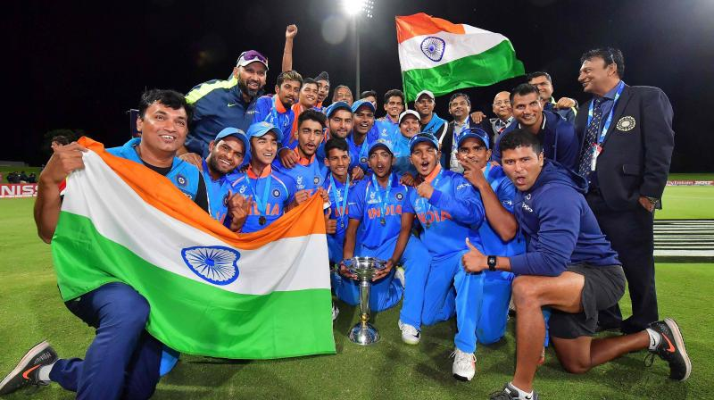 Icc 2018 Under 19 World Cup Prithvi Shaw Led India S Road To Triumphant Final