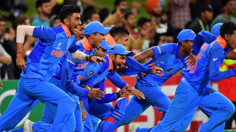 Rahul Gandhi hails India's U-19 cricket World Cup win