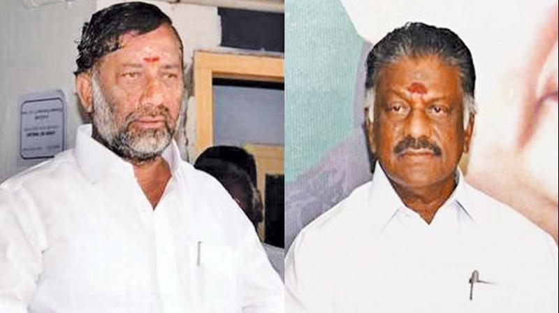 Brother of OPS dismissed from ADMK!