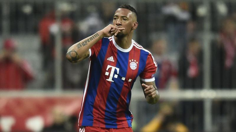 Boateng, a 2014 World Cup winner with Germany, is currently valued at 45.5 million euros ($53.2 million). (Photo: AFP)