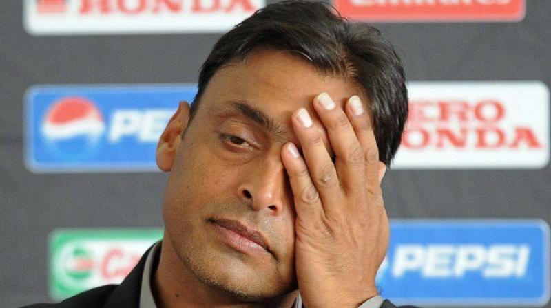 Was surrounded by match-fixers: Shoaib Akhtar