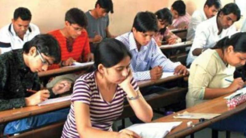 The government had slotted 80 per cent weightage to each subject for the summative and external public examinations.