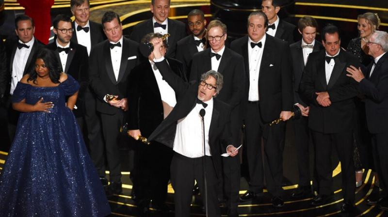 Best Picture Oscars 2019 Oscars 2019: 'Green Book' emerges surprise Best Picture winner