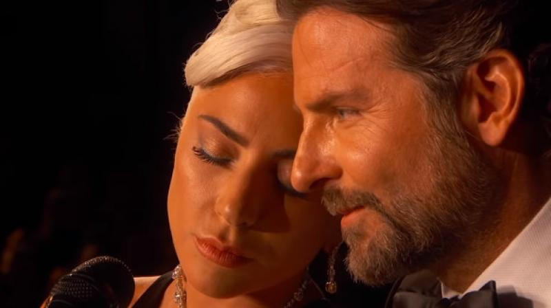 Bradley Cooper-Lady Gaga at Oscars 2019. (Courtesy: YouTube/ Lady Gaga)
