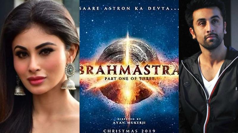 'Brahmastra', produced by Karan Johar's Dharma Production, will release on December 20.