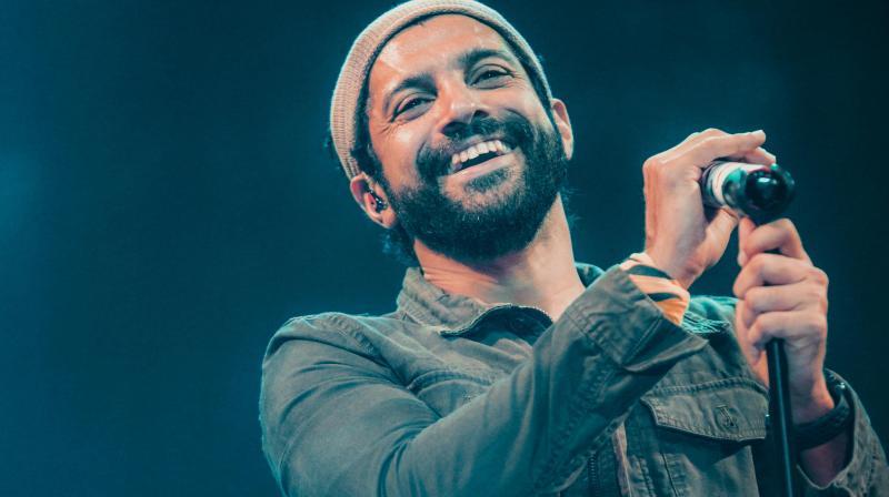 Farhan Akhtar.