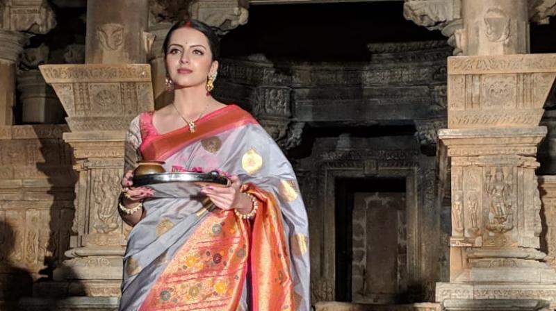 Shrenu Parikh launched her show 'Ek Bhram Sarvagun Sampanna'.