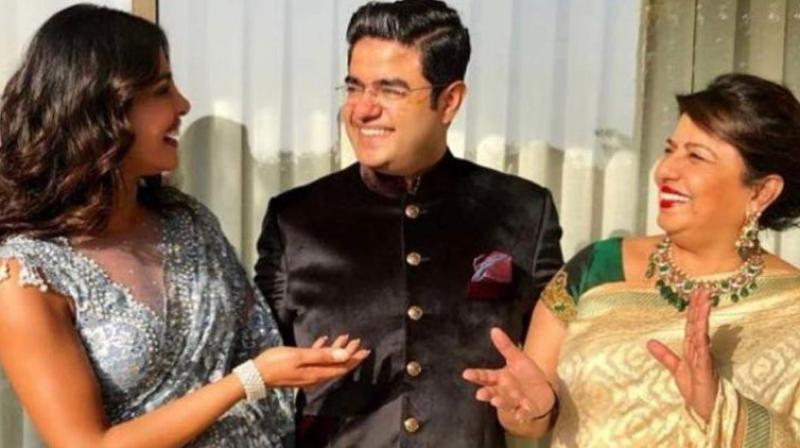 Priyanka's mom Madhu Chopra has revealed the reason behind the cancellation of son Siddharth's wedding.