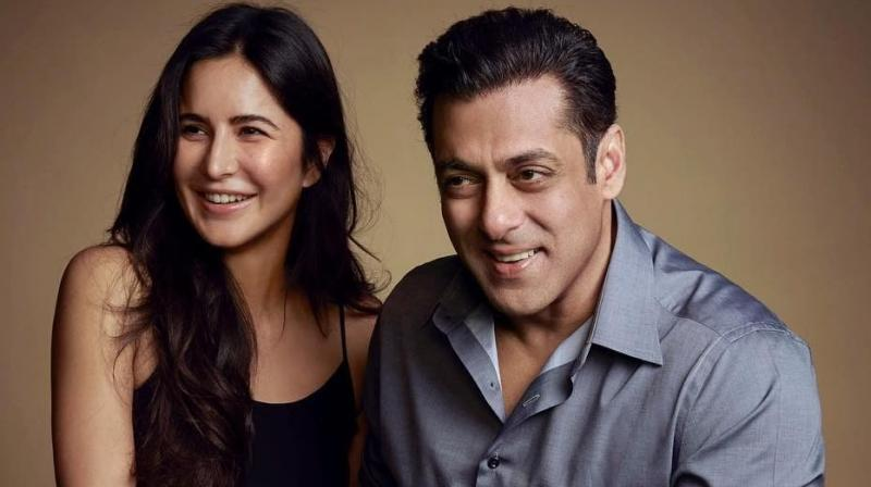 Salman Khan and Katrina Kaif.