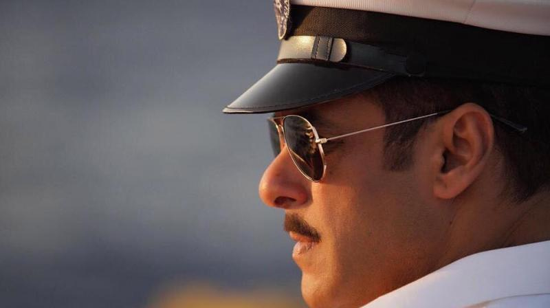 Salman Khan in 'Bharat'.