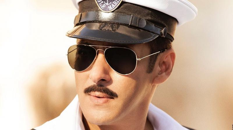 Salman Khan in Bharat.