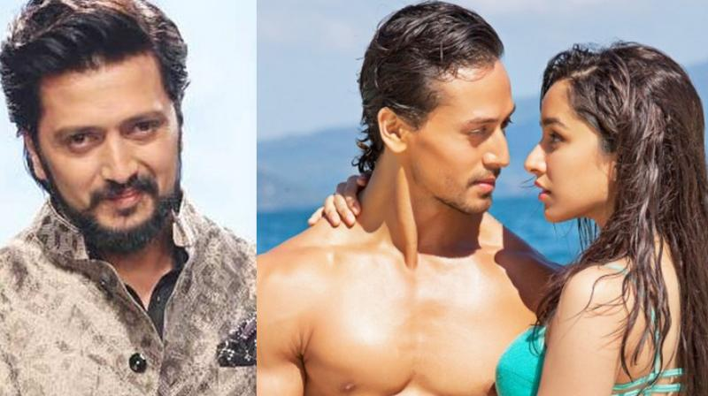 Riteish Deshmukh has joined the cast of the forthcoming action drama 'Baaghi 3', which features Tiger Shroff and Shraddha Kapoor.