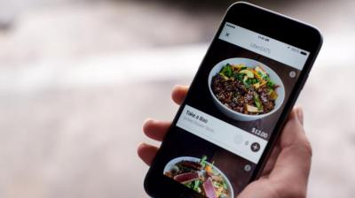 Phone-based ordering used to account for 20 per cent of the total sales and this has come down to 5 per cent.