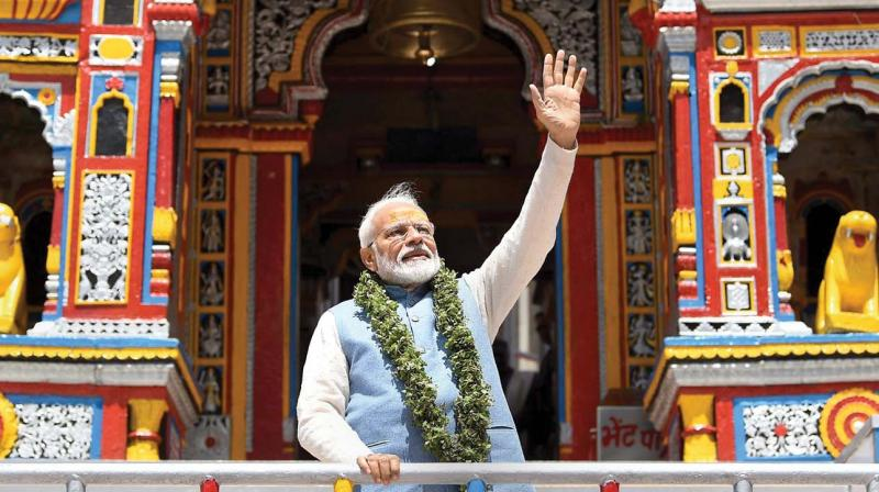 Modi set to return to power: Exit polls