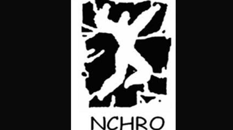 National Confederation of Human Rights Organisations logo
