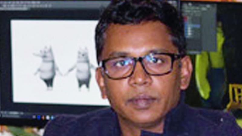 P.V.M. Ramana