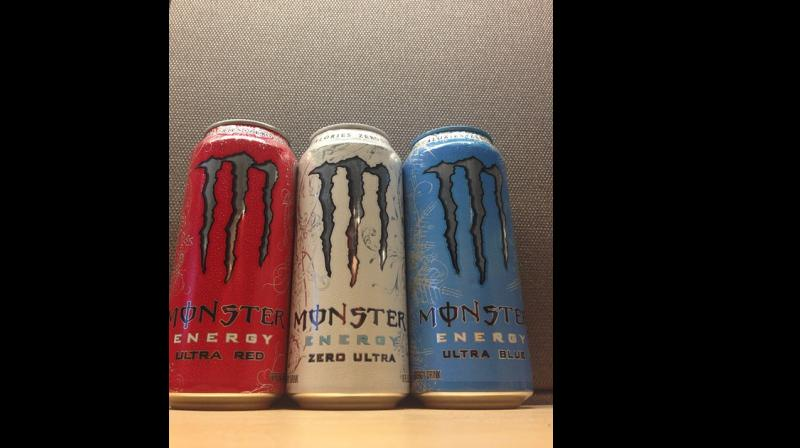 Caffeinated energy drinks can cause obesity, mental health issues in children. (Photo: Pixabay)