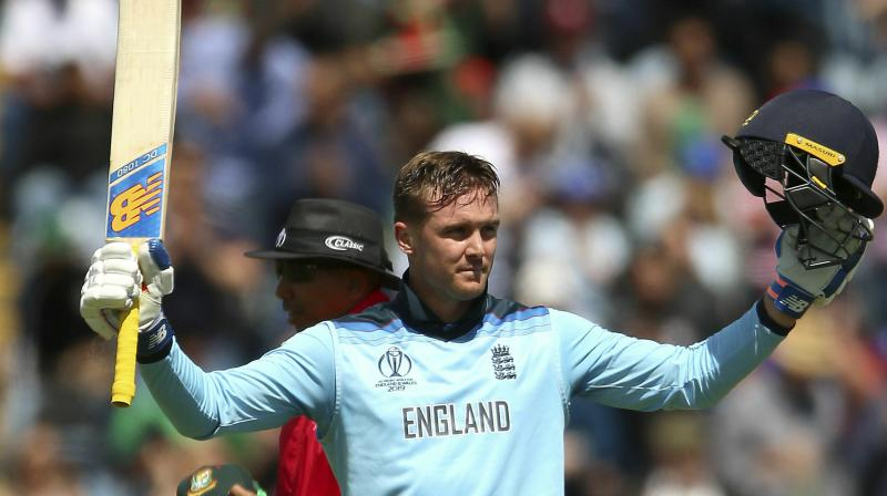Apart from Roy, Lewis Gregory will also make a Test debut as he was named in the 13-man squad announced by the England National Cricket Selectors on Wednesday. (Photo: AP)