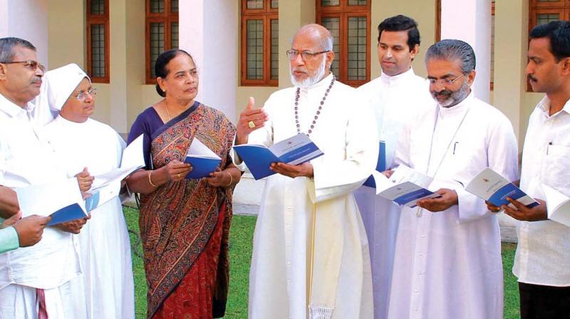 Church in Kerala embraces simplicity