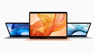 Apple finally showed off its latest 13-inch MacBook Air, which has a design identical to existing MacBook Air, but offers a much-improved display. The newly launched laptop comes with Retina display, Touch ID, the latest processors and an even more portable design.