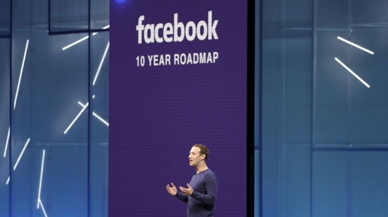 "He rejected Facebook's arguments that users suffered no ""tangible"" harm and had no legitimate privacy interest in information they shared with friends on social media.(AP Photo/Marcio Jose Sanchez, File)"