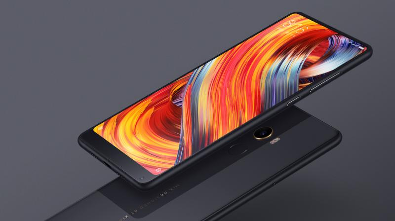 The Mi MIX 2S is expected to sport a Snapdragon 845 chipset, as suggested by the numbers the device has been putting on AnTuTu. (Representative Image: Mi MIX 2)
