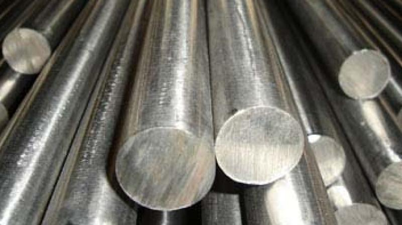 The overall crude steel production in February 2017 saw an increase of 8.5 per cent at 8.08 million tonnes.