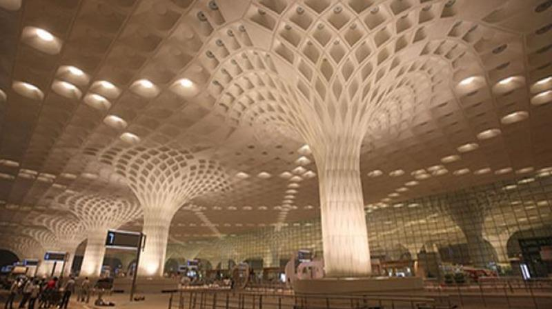 Mumbai airport security guard arrested for terrorism threats at airport