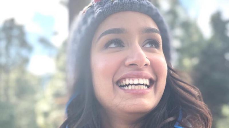 Shraddha Kapoor Shares her Look From Batti Gul Meter Chalu