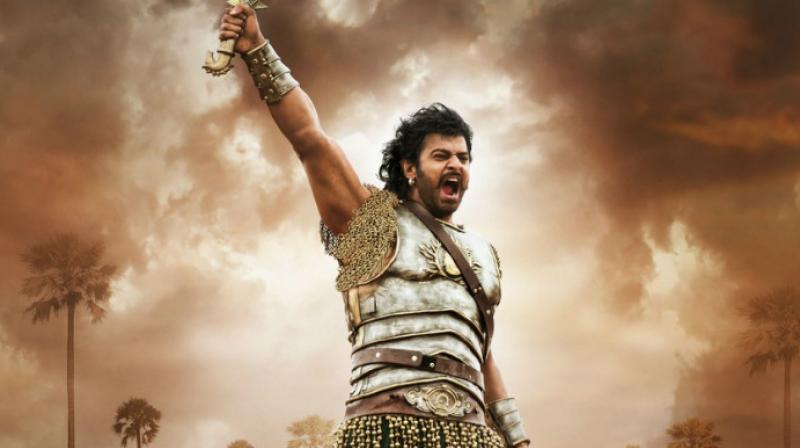 A still from 'Baahubali: The Conclusion'.