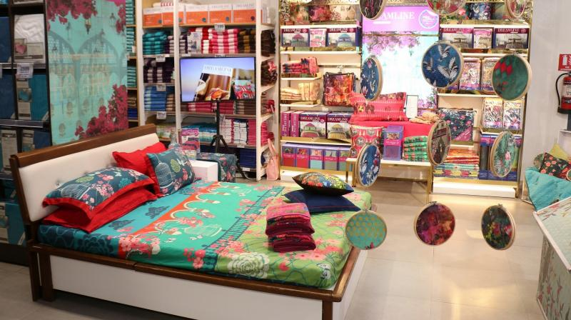 The Dreamline home fashion collection designed by India Circus is priced at an affordable range.