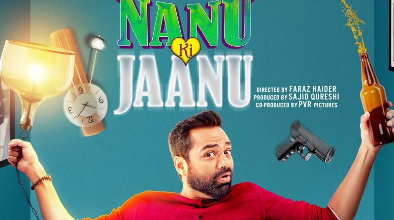 'Nanu Ki Jaanu' poster.