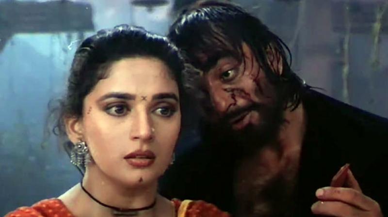 Image result for khalnayak madhuri images