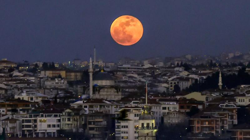 Lunar Trifecta: Eyes on the skies for the Super Blue Blood Moon